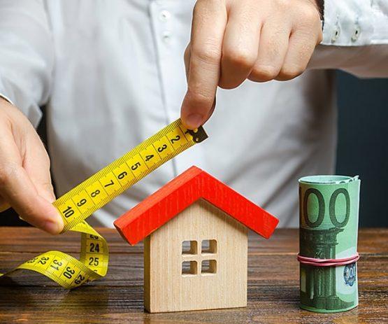 Evaluarea imobiliară pentru impozitare